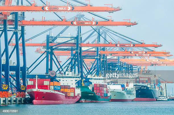 Container de navires