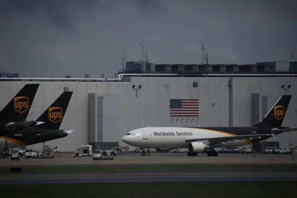 KY: UPS Readies Freezer Facility To Ship Virus Vaccine At Company's Worldport Hub