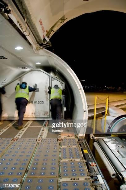 cargo-Flugzeug