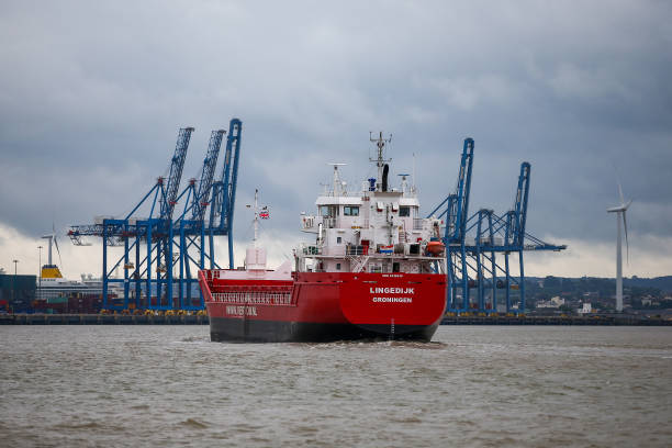 GBR: Once the World's Busiest Port, London Aims to Revive Its River Trade Roots