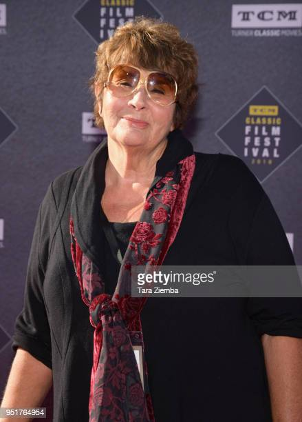 Cari Beauchamp attends the 2018 TCM Classic Film Festival Opening Night Gala 50th Anniversary World Premiere Restoration of 'The Producers' at TCL...