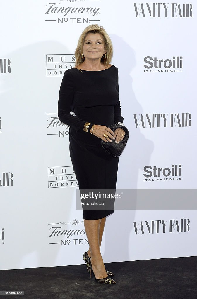 Vanity Fair Cocktail Party in Madrid