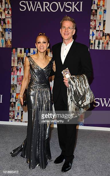 Cari Modine and actor Matthew Modine attend the 2010 CFDA Fashion Awards at Alice Tully Hall at Lincoln Center on June 7 2010 in New York City