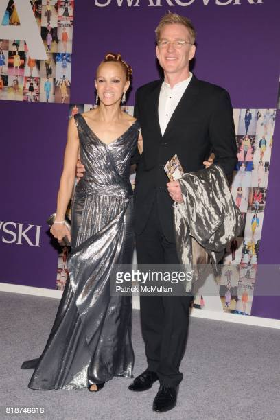 Cari Modine and Matthew Modine attend 2010 CFDA Awards Red Carpet at Alice Tully Hall at Lincoln Center on June 7 2010 in New York City