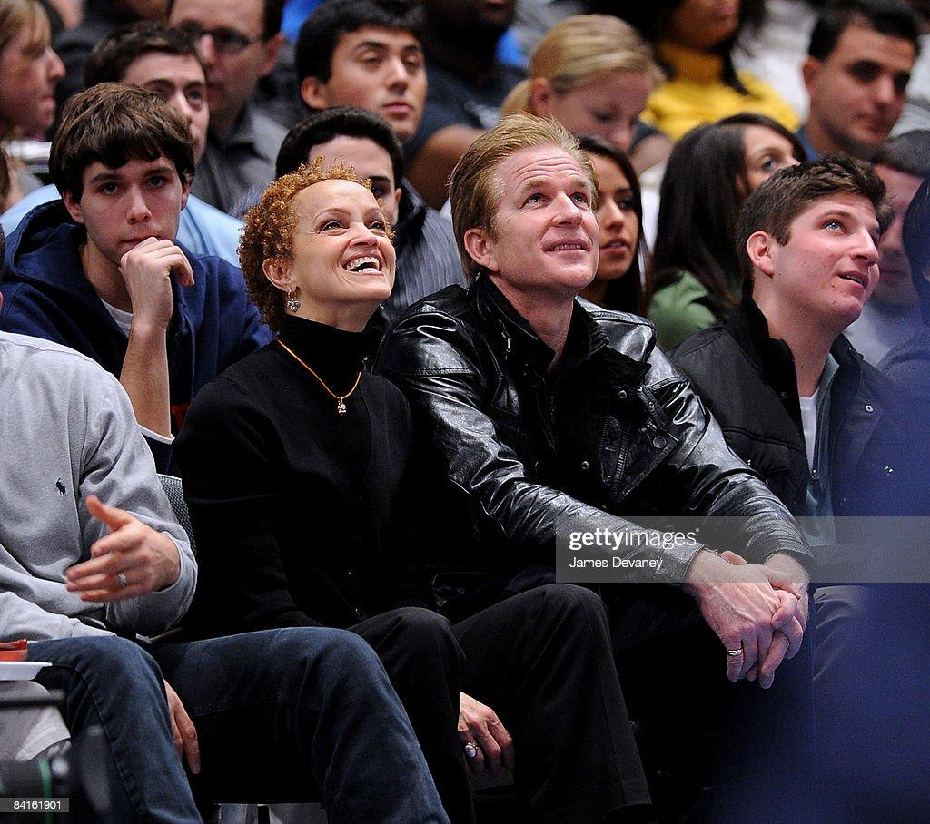 Celebrity Sightings in New York - January 2, 2009 : Fotografía de noticias
