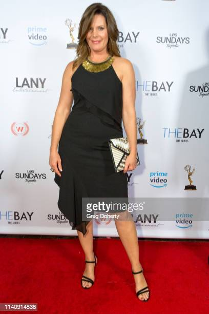 Cari Shayne attends The Bay The Series PreEmmy Red Carpet Celebration at The Shelby on May 2 2019 in Los Angeles California