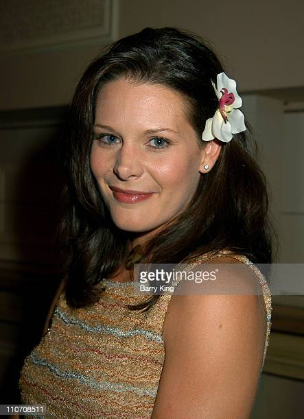 Cari Shayne during 2003 ABC's Port Charles Fan Day at Sportsmen's Lodge in Studio City California United States