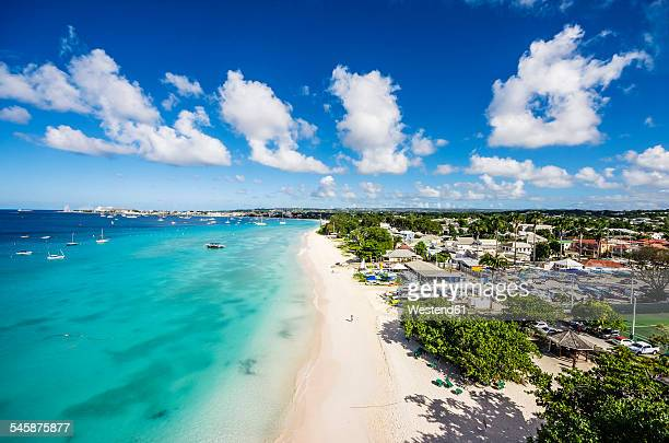 caribbean, antilles, lesser antilles, barbados, beach near garrison - 2015 stock pictures, royalty-free photos & images