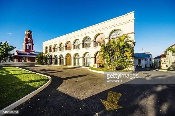 Caribbean, Antilles, Lesser Antilles, Barbados, Garrison, Main Guard