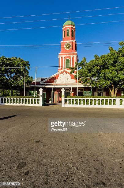 Caribbean, Antilles, Lesser Antilles, Barbados, Garrison, Main Guard, Tower