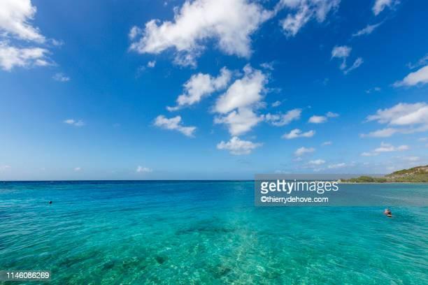 caribbean beach from cartagena columbia - cartagena colombia fotografías e imágenes de stock