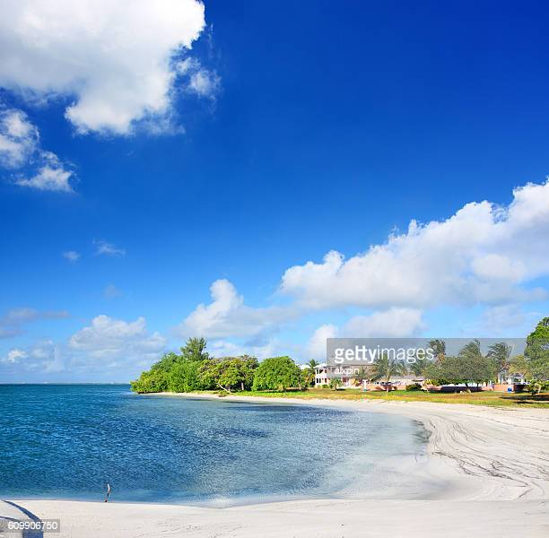 caribbean beach - varadero beach stock pictures, royalty-free photos & images