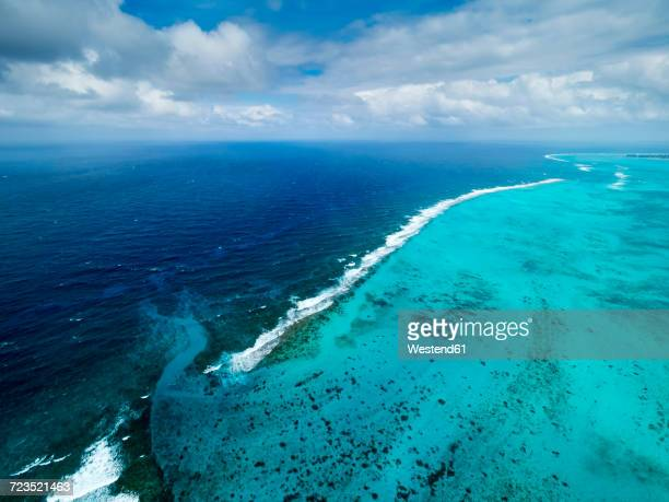 Caribbean, Cayman Islands, George Town, Outer reef