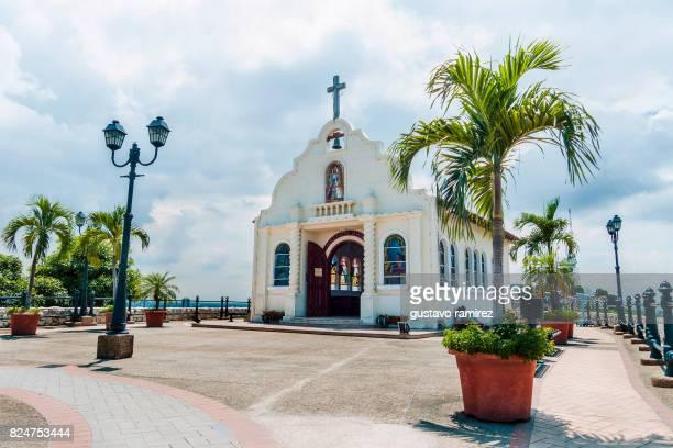 caribbean church - guayaquil fotografías e imágenes de stock