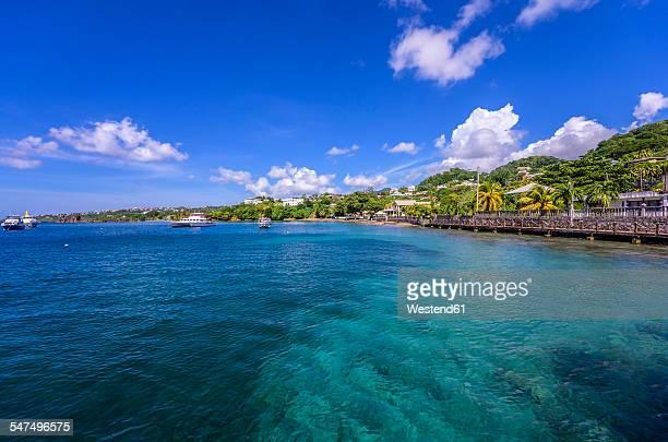 Caribbean, Grenadines, St. Vincent, near Arnos Vale