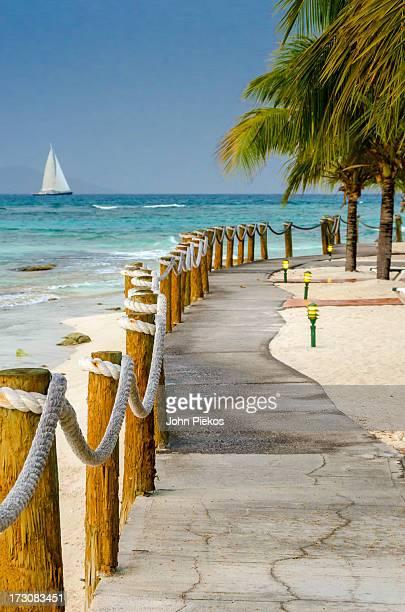 Caribbean Island Waterfront