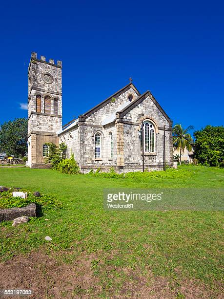 Caribbean, Jamaica, Buff Bay, St. Georges Anglican Church