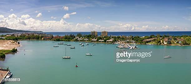 Caribbean paradise: Montego Bay - Jamaica