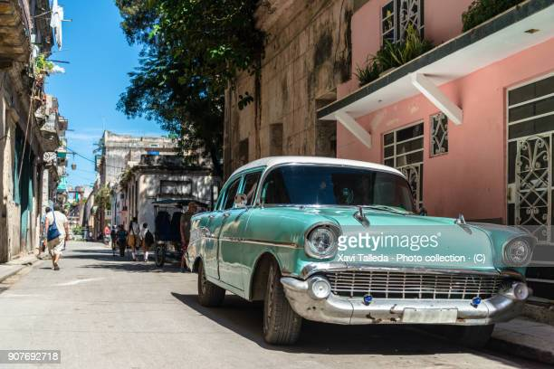 caribbean - havana stock pictures, royalty-free photos & images