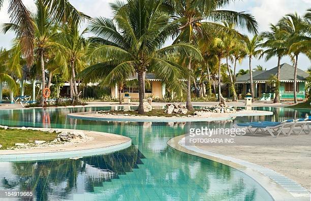 caribbean resort - country club stock pictures, royalty-free photos & images