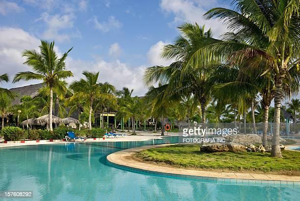 カリブ海のリゾート