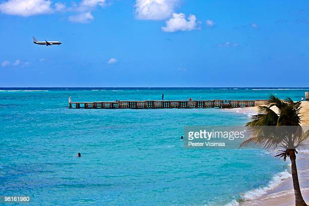 caribbean sea - montego bay stock pictures, royalty-free photos & images