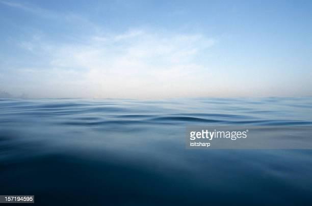 Caribbean sea, Seascape, sunrise