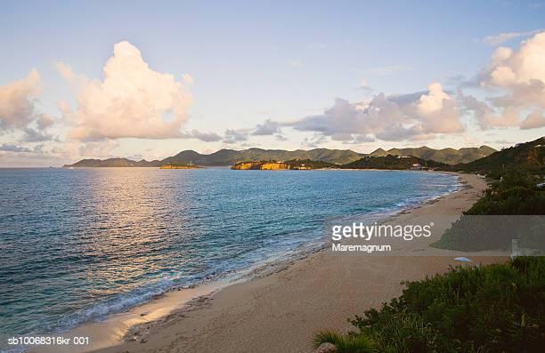 Caribbean, West Indies, St.Martin, Baie Rouge