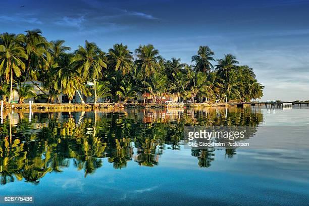 Caribeanen Island