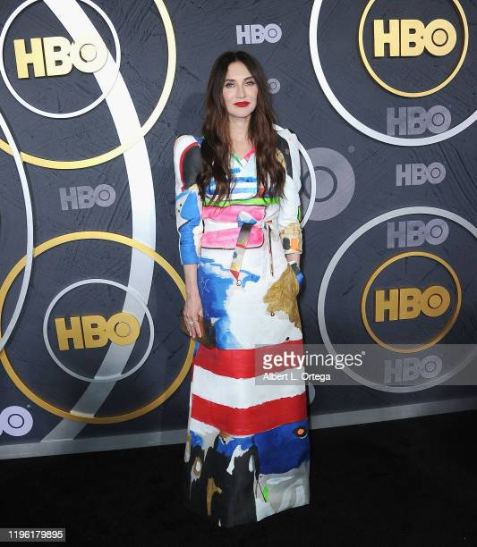 Carice van Houten arrives for the HBO's Post Emmy Awards Reception held at The Plaza at the Pacific Design Center on September 22, 2019 in West...