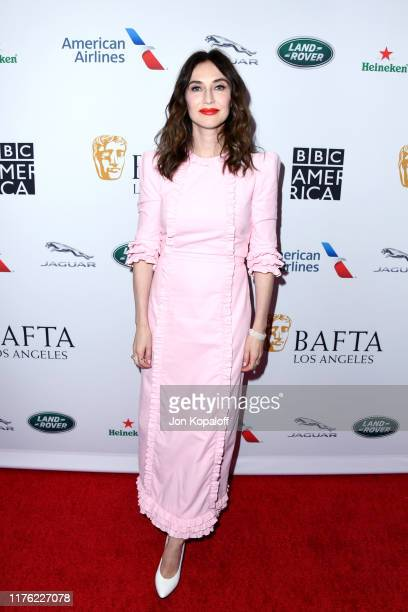 Carice van Houten attend the BAFTA Los Angeles BBC America TV Tea Party 2019 at The Beverly Hilton Hotel on September 21 2019 in Beverly Hills...