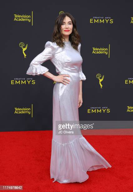 Carice van Houten attends the 2019 Creative Arts Emmy Awards on September 15 2019 in Los Angeles California