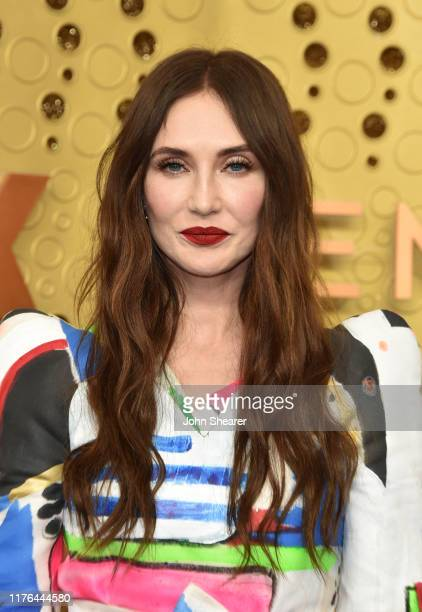Carice van Houten attends the 71st Emmy Awards at Microsoft Theater on September 22 2019 in Los Angeles California