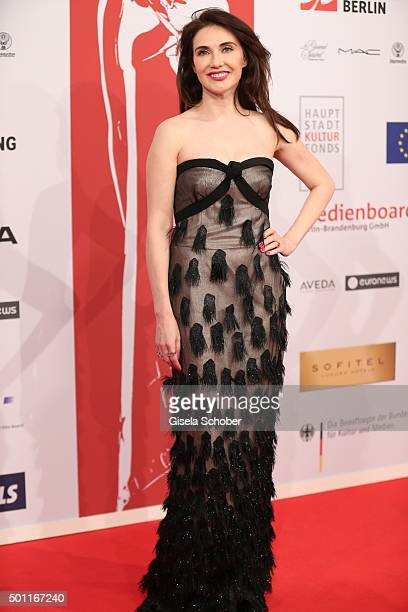 Carice Van Houten during the European Film Awards 2015 at Haus Der Berliner Festspiele on December 12, 2015 in Berlin, Germany.