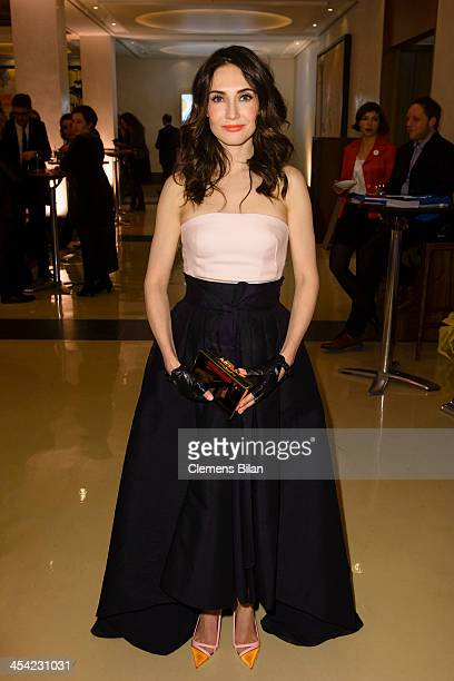 Carice van Houten poses at the aftershow party of the European Film Awards 2013 on December 7 2013 in Berlin Germany
