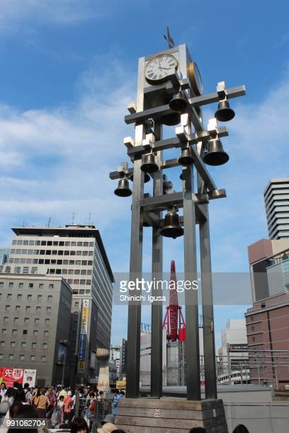 carillon clock - shinichi igusa ストックフォトと画像