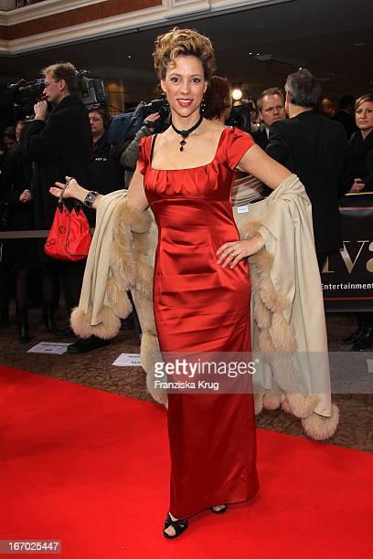 Carin C Tietze Bei Der 20 Verleihung Diva Deutscher Entertainment Preis Im Hotel Bayerischer Hof In München
