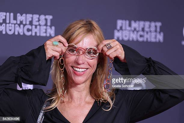 Carin C Tietze during the opening night of the Munich Film Festival 2016 at Mathaeser Filmpalast on June 23 2016 in Munich Germany