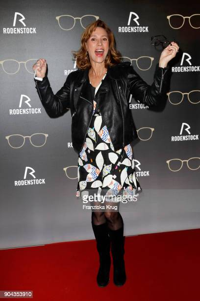 Carin CTietze during the Rodenstock Eyewear Show on January 12 2018 in Munich Germany