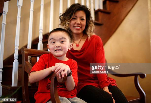 Carin Lin's son Isaiah was diagnosed with Kawasaki disease and now lives with serious heart problems requiring daily injections and a double heart...