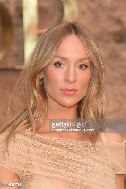 Carin Olsson attends the Christian Dior Couture S/S20 Cruise Collection on April 29 2019 in Marrakech Morocco