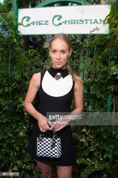 Carin Olsson attends the Welcome Dinner of the Christian Dior Couture S/S 2019 Cruise Collection on May 24 2018 in Paris France