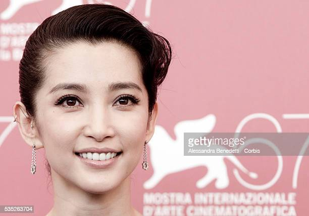 Carina Lau attends the photocall of Di RenJie Zhi Tongtian di Guo presented in competiiton at the 67th Venice Film Festival
