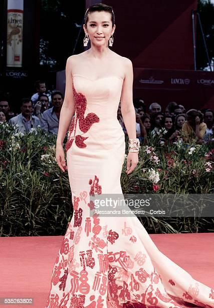"Carina Lau attends the premiere of ""Di RenJie Zhi Tongtian di Guo"" presented in competiiton at the 67th Venice Film Festival"