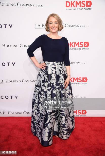 Carina Ortel attends The DKMS Love Gala 2018 at Cipriani Wall Street on May 2 2018 in New York City
