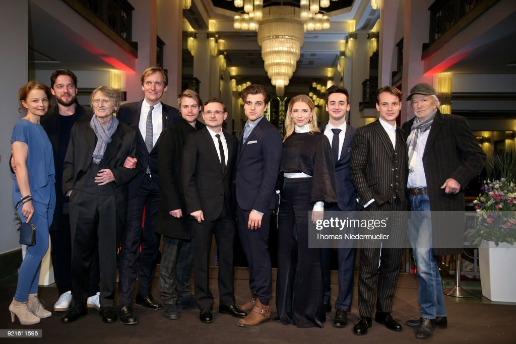 'The Silent Revolution' Premiere - 68th Berlinale International Film Festival : Foto di attualità