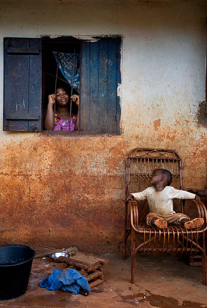 Fotos E Imgenes De Breast Ironing In Cameroon  Getty Images-7904