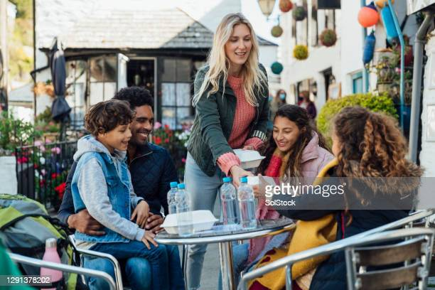 caring for her family - food and drink stock pictures, royalty-free photos & images