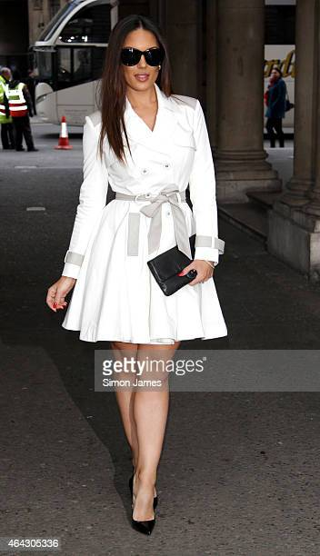 Carissa Rosario sighting on February 24 2015 in London England