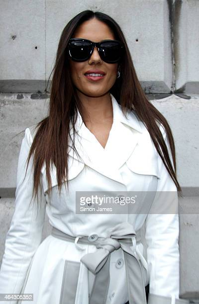 Carissa Rosario sighting on February 24, 2015 in London, England.